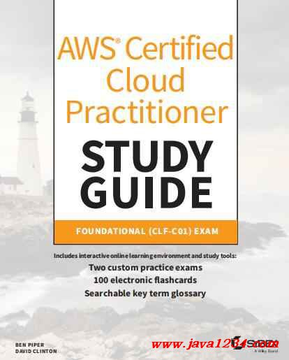 AWS Certified Cloud Practitioner Study Guide PDF 下载_Java知识